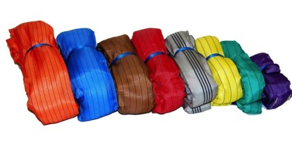 Round Slings Polyester